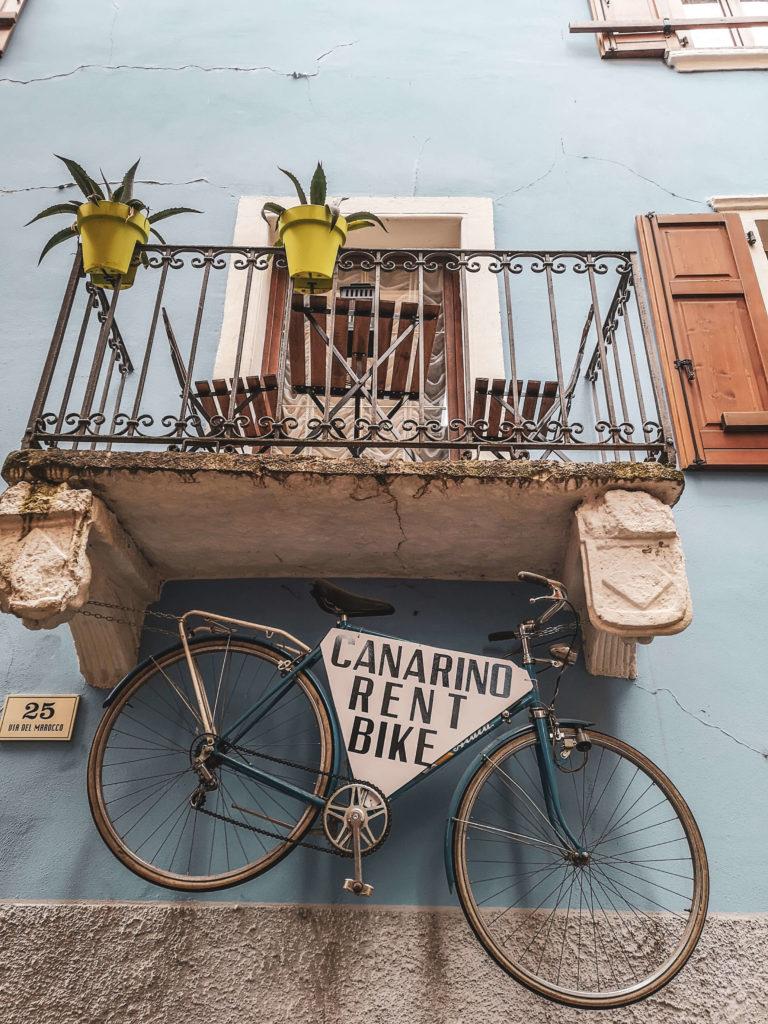 Via del Marocco Fahrrad