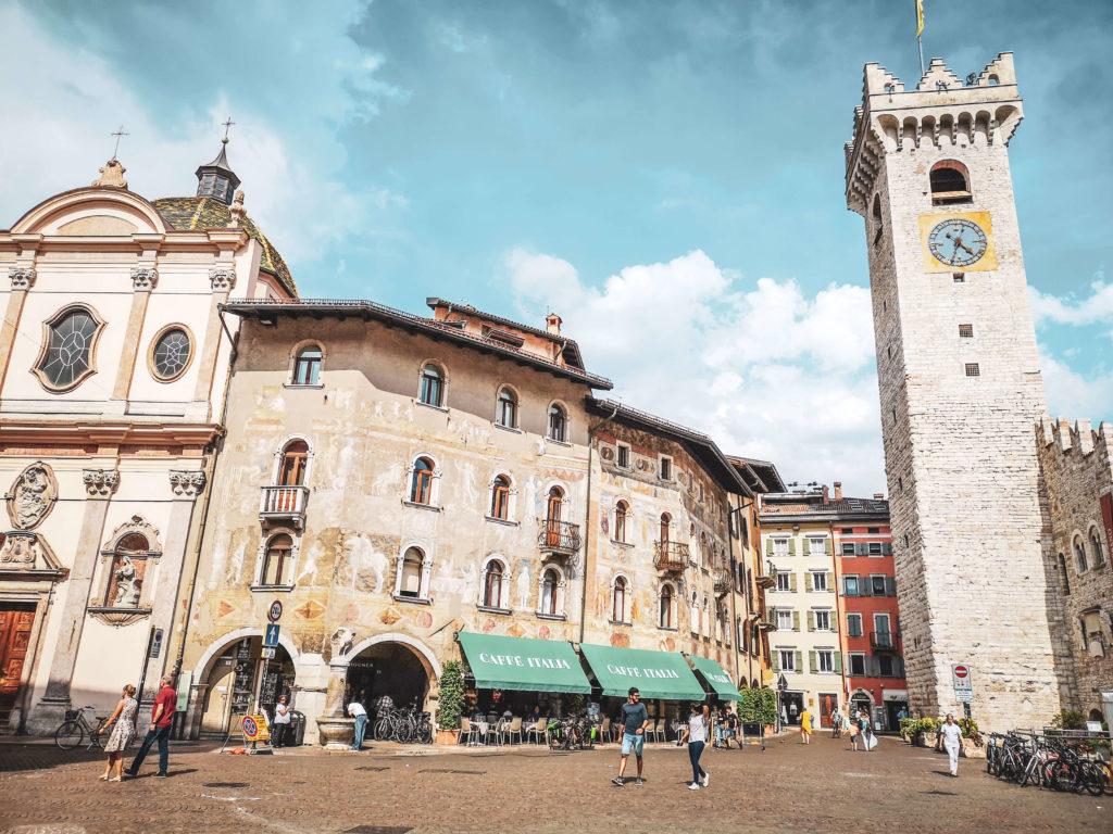 Trient Piazza Duomo
