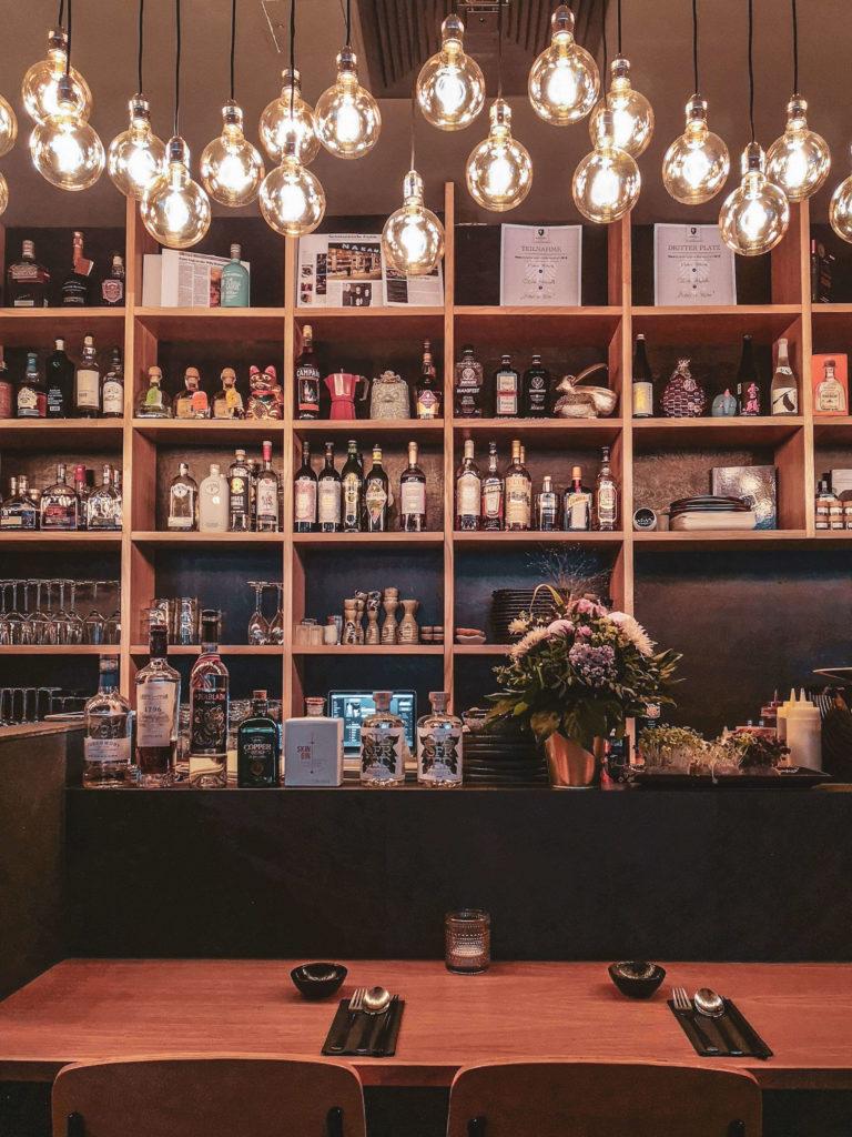 Cocktailbar im Nakama Hamburg