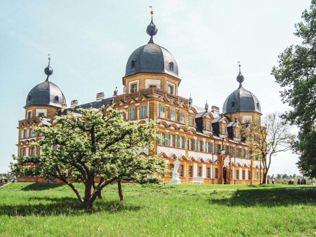 Schloss Seehof Memmelsdorf