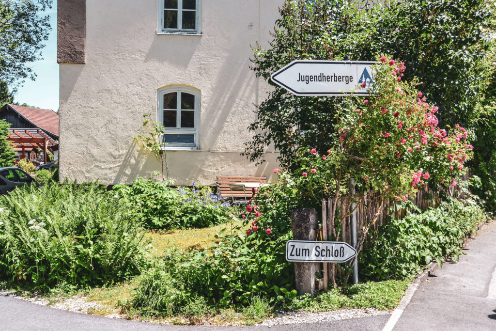 Possenhofen Ortskern