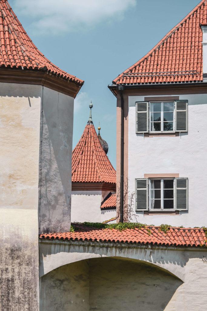 Schloss Blutenburg Nahaufnahme