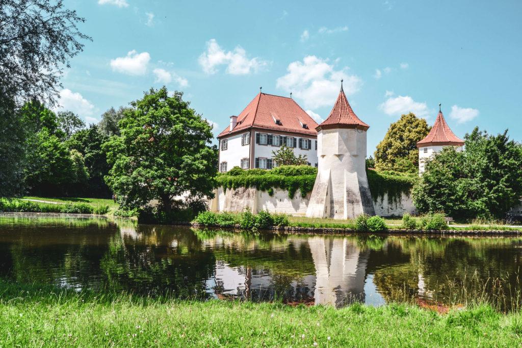 Schloss Blutenburg Aussicht