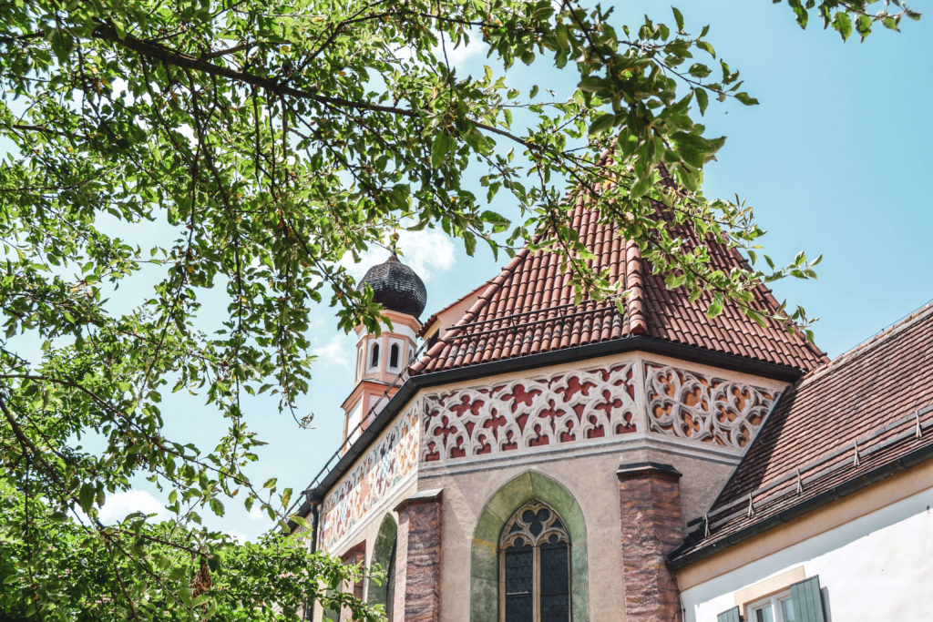 Schloss Blutenburg Kapelle