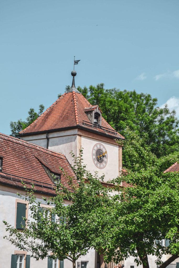 Glockenturm Schloss Blutenburg