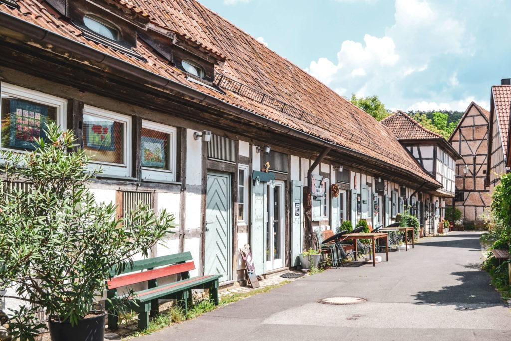 Kunsthandwerkerhof in Königsberg in Bayern