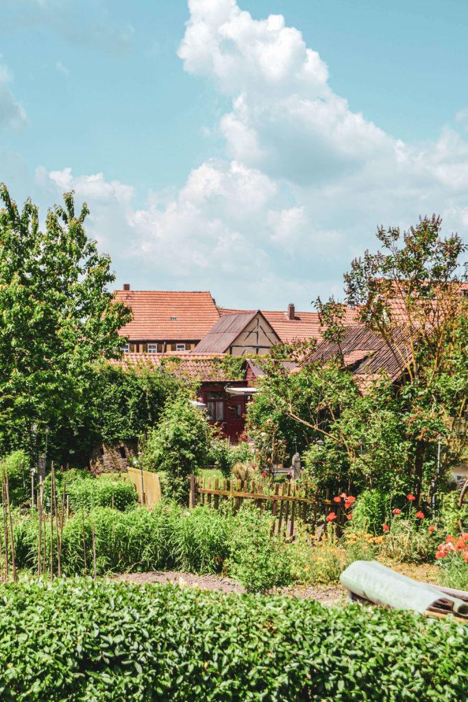 Gärten in Königsberg in Bayern