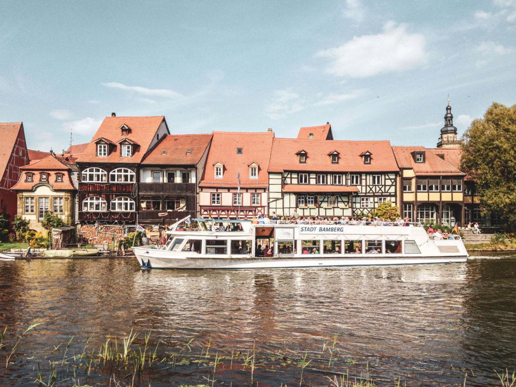 Bamberg Klein Venedig Schiff