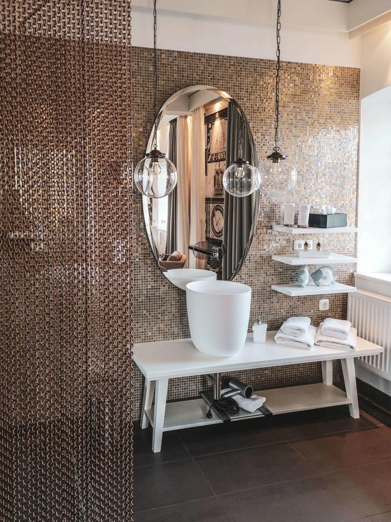 Badezimmer Villa Mittermeier