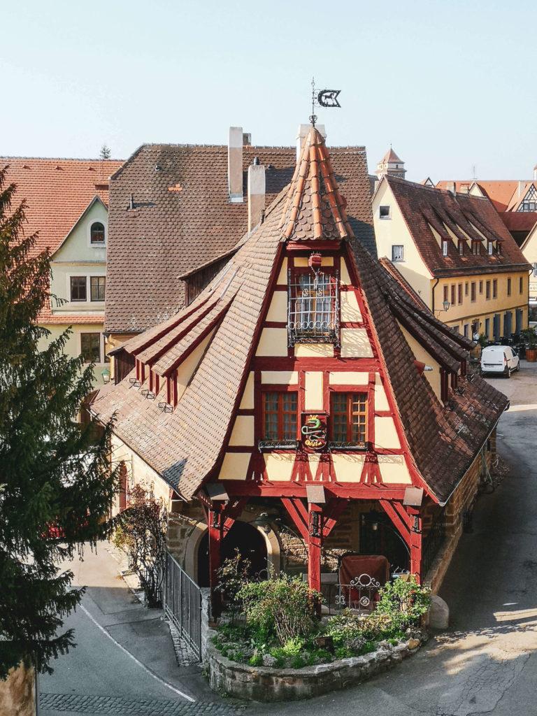Gerlachschmiede Rothenburg ob der Tauber