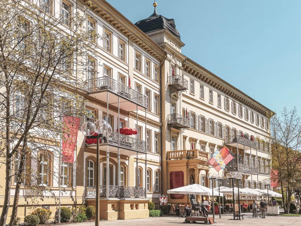 Hotel Kaiserhof Viktoria Bad Kissingen