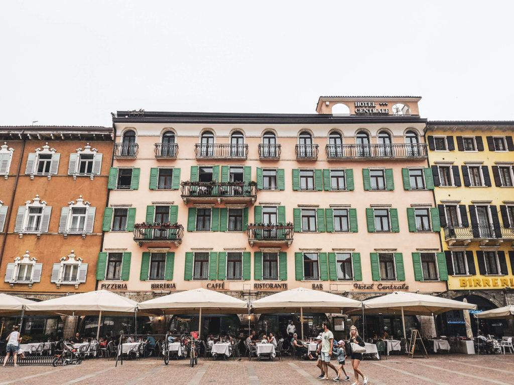 Riva del Garda Hotel Centrale