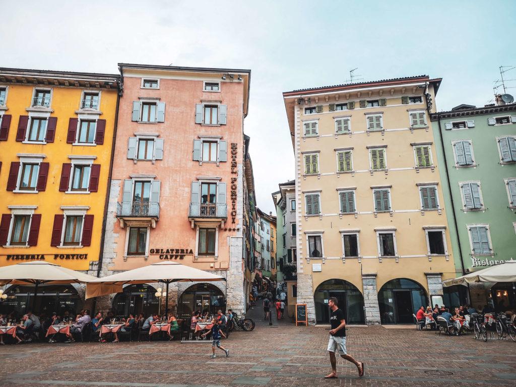 Hotel Portici Riva del Garda