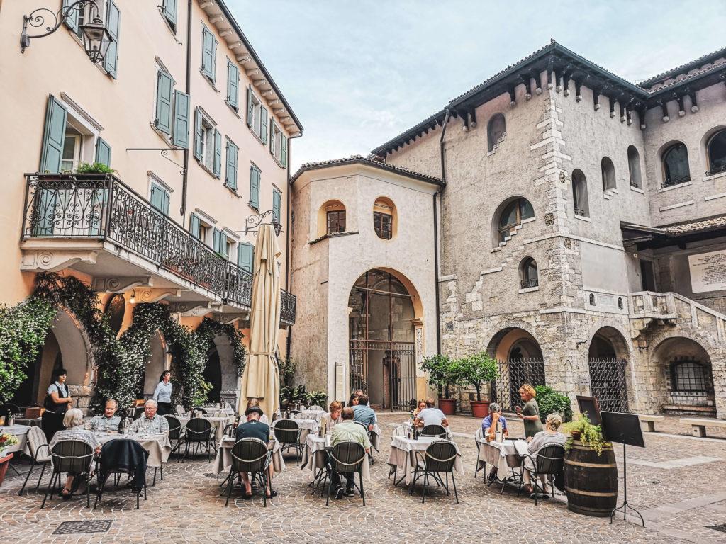 Piazza Riva del Garda
