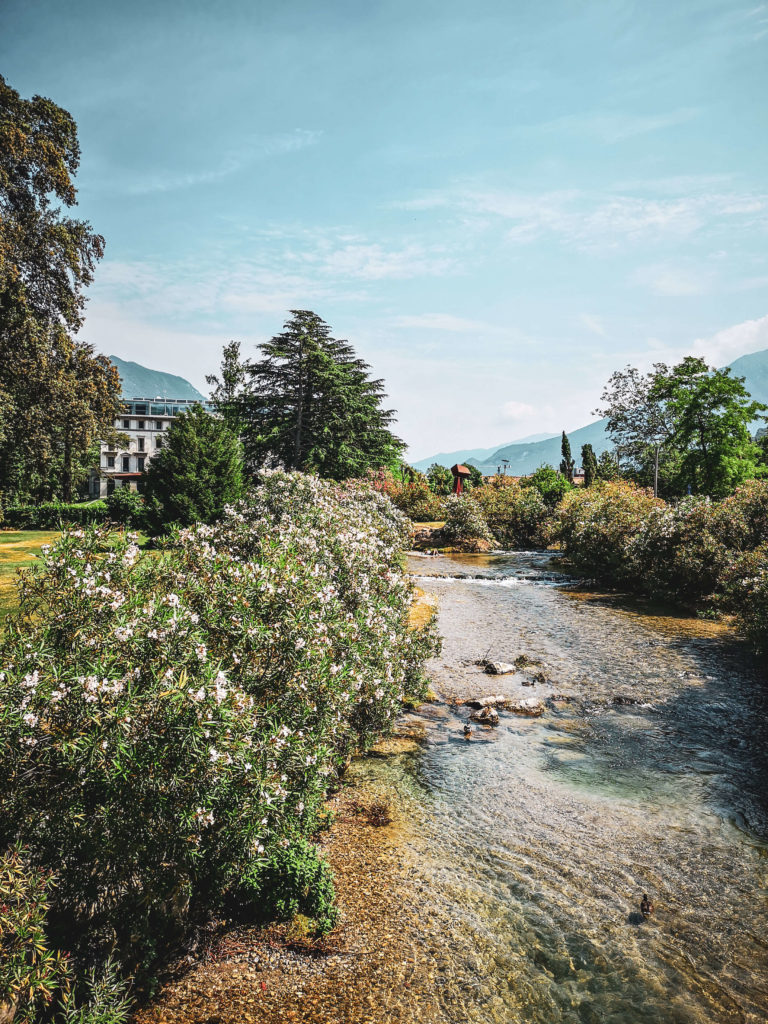 Parco dell'Ora Riva del Garda und Lido Palace