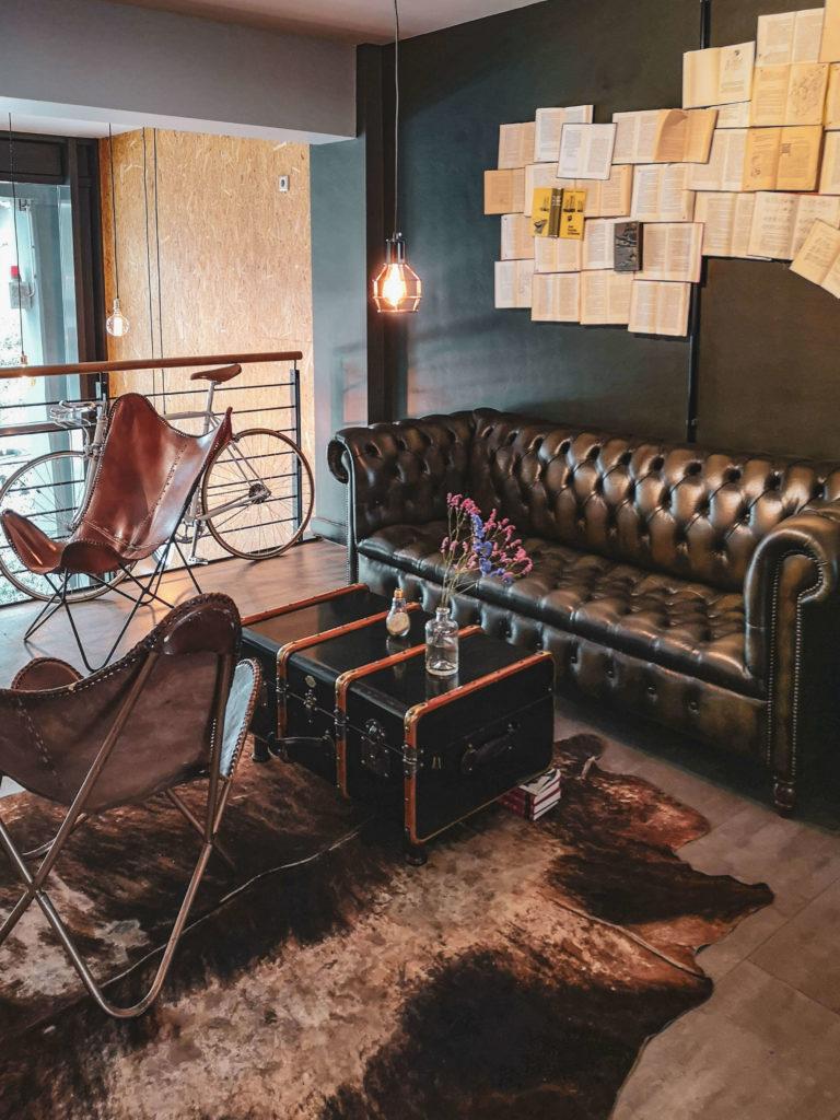 Nord Coast Coffee Roastery Hamburg Interior