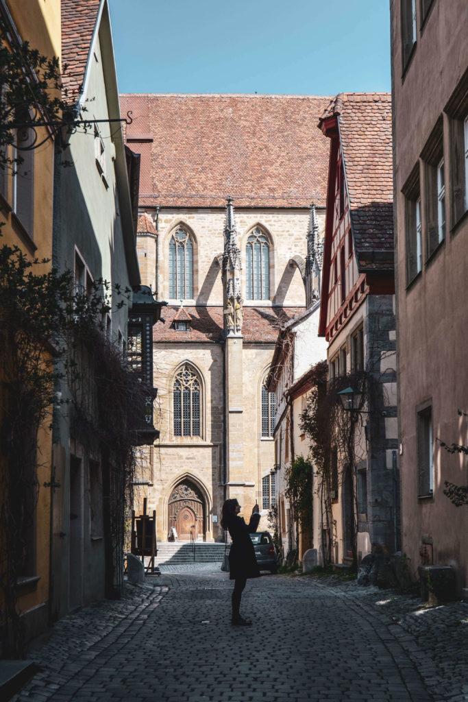 Entdeckungstour Rothenburg ob der Tauber