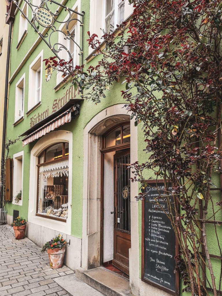 Baeckerei Striffler Rothenburg ob der Tauber