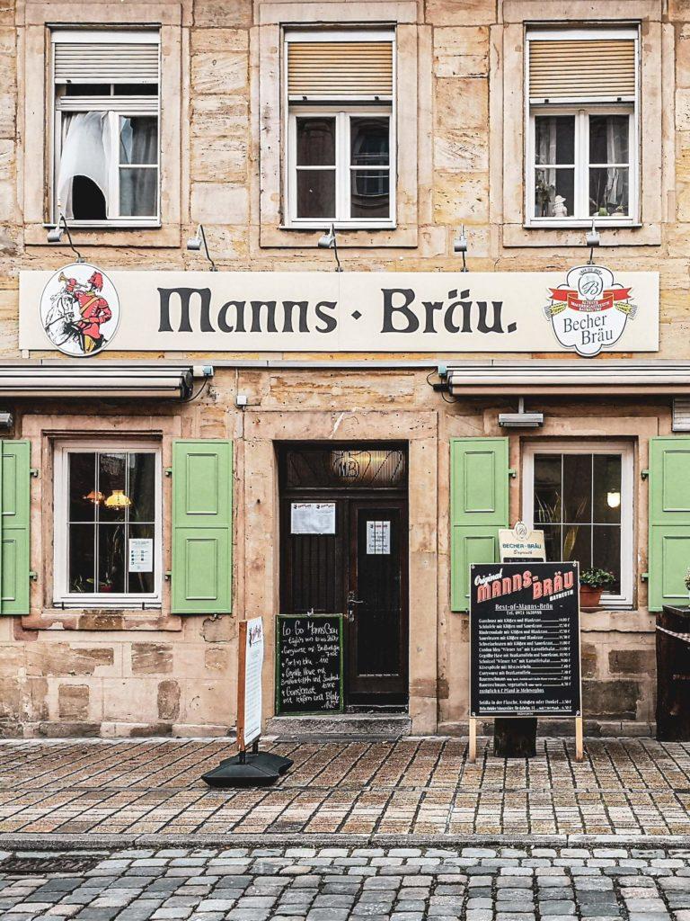 Manns Braeu Bayreuth
