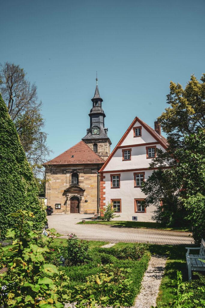Ev. Pfarrkirche St. Johannis Bayreuth