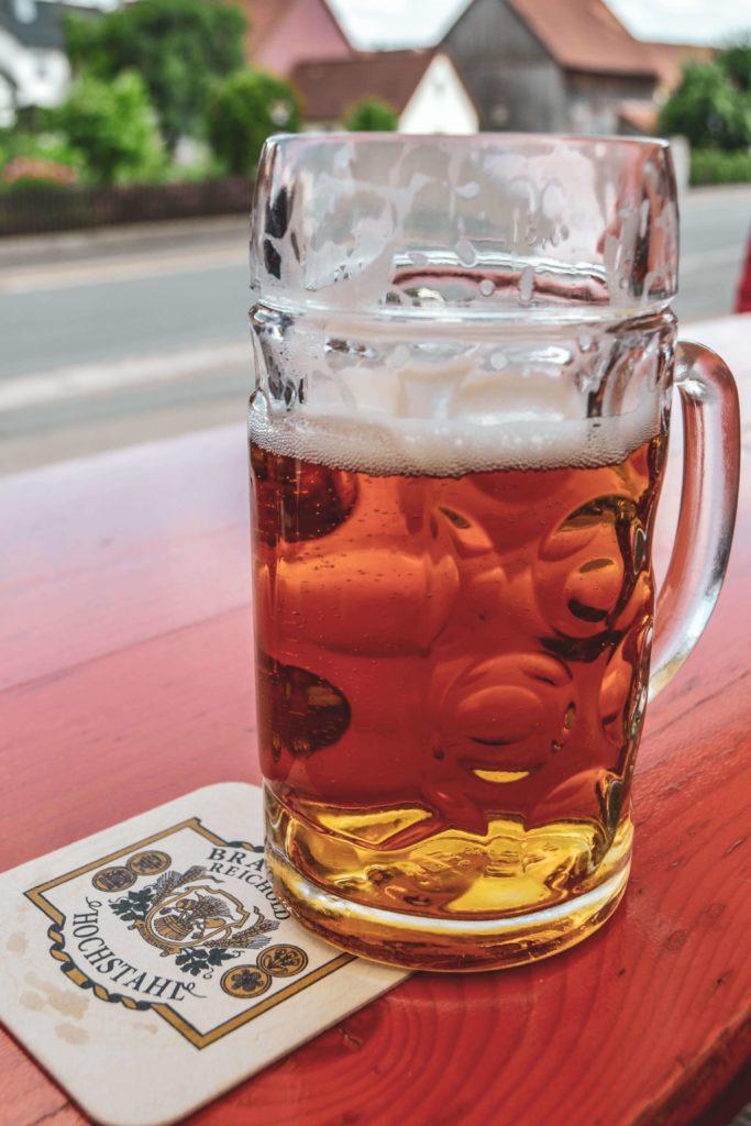 Brauerei Hochstahl Bier
