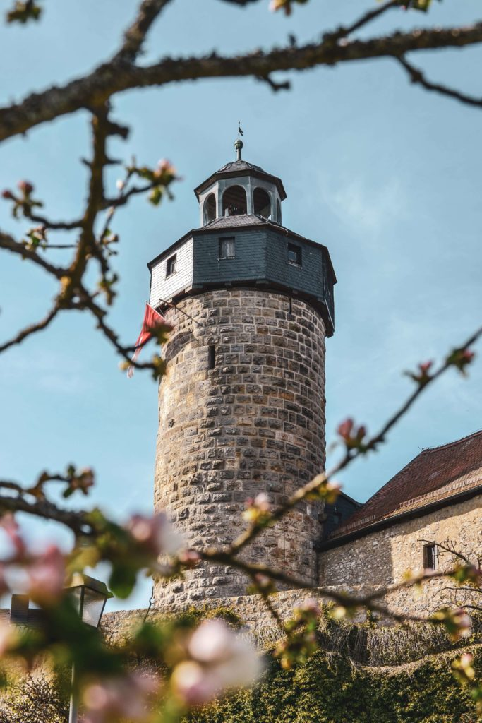 Burg Zwernitz Burgturm