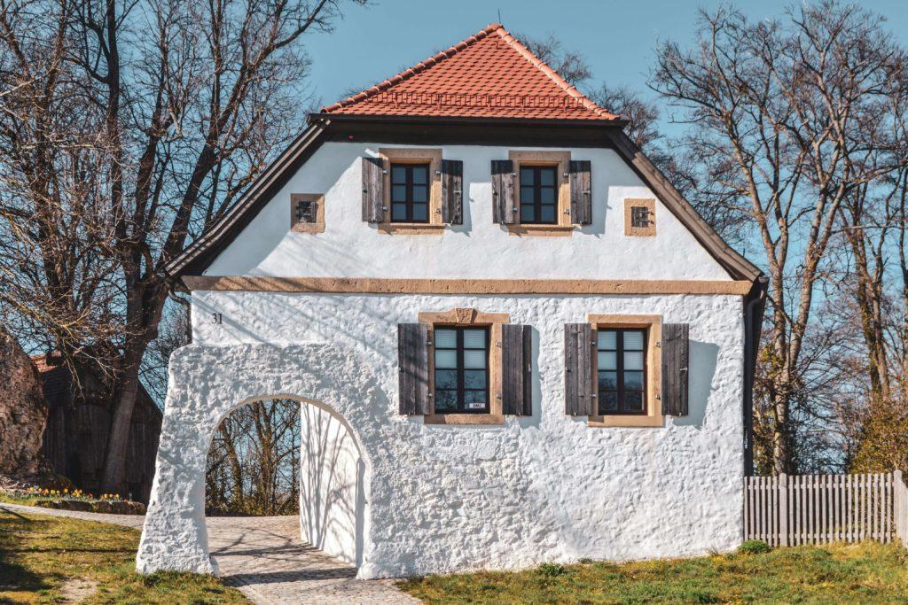 Sanspareil Bauernhaus