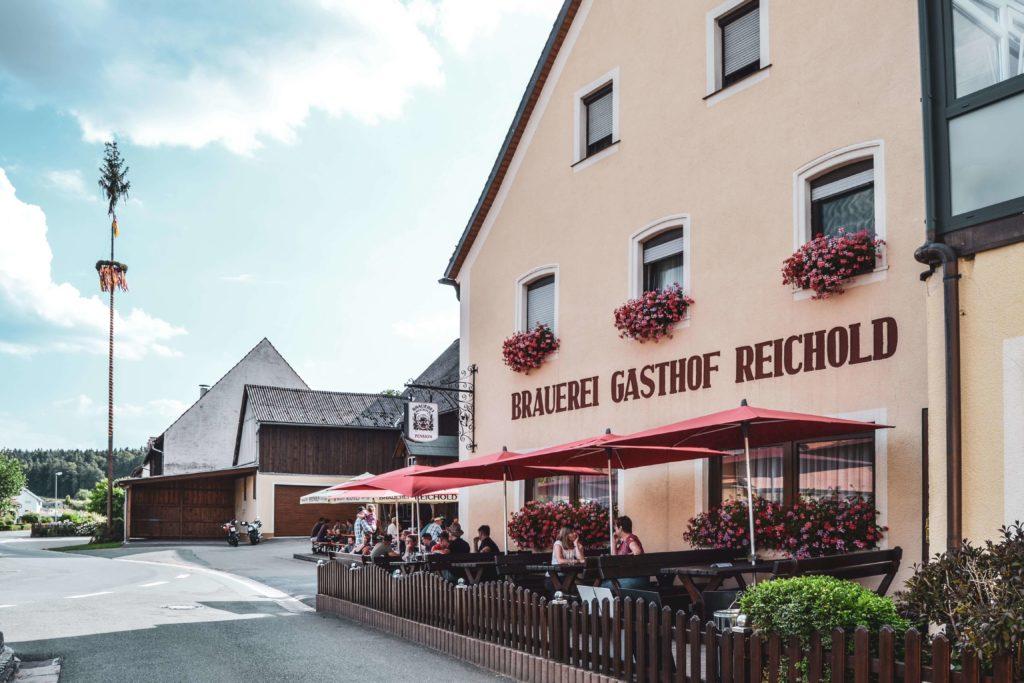 Brauerei Gasthof Reichold Hochstahl
