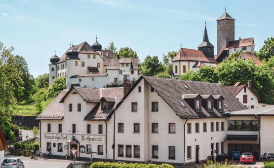Brauereigasthof Rothenbach Aufseß