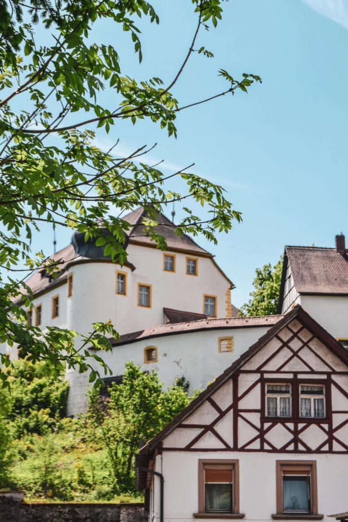 Burgenstraße Fraenkische Schweiz Aufseß